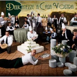 Delicatezze a Casa Vostra: the importance of a catering service with a wide experience on Northern L...