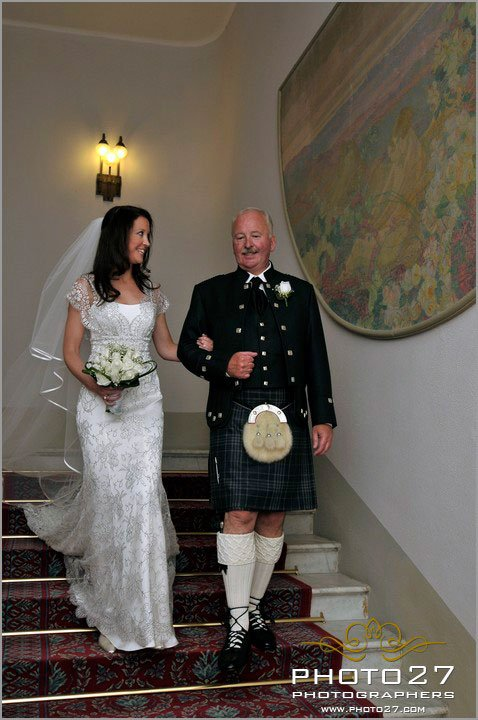 Italian Scottish wedding on Lake Maggiore Italy