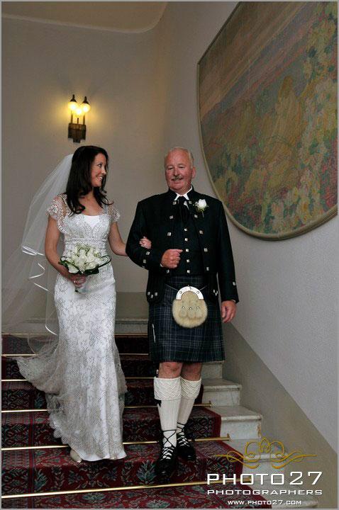 Italian Scottish wedding on Lake Maggiore Italy