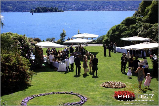 wedding in villa Rusconi Clerici
