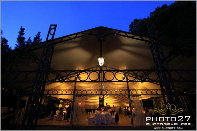 wedding light designer in Italy
