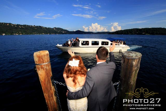 lake Orta wedding planner