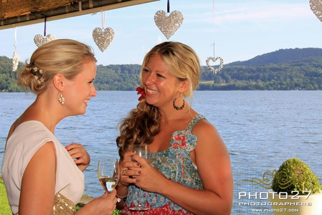 wedding at restaurant Ustaria Ca dal Rat lake Orta