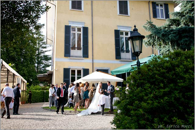wedding venues in Miasino Lake Orta