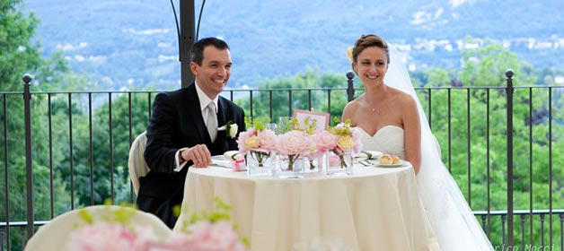 Weddings in Villa Pestalozza: new photos are arriving!