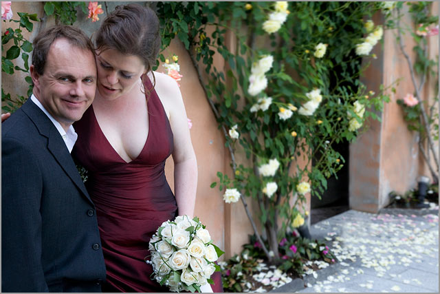 garden wedding in Villa Margherita lake Maggiore