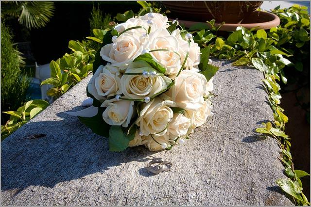 wedding florist in Villa Margherita lake Maggiore