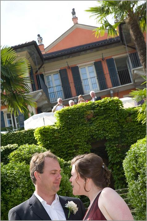 wedding planner in Villa Margherita lake Maggiore