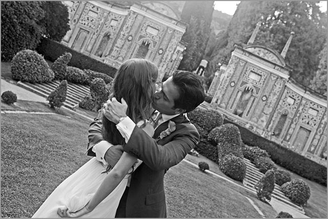 Carlo Conti wedding photographer in villa d'este lake Como