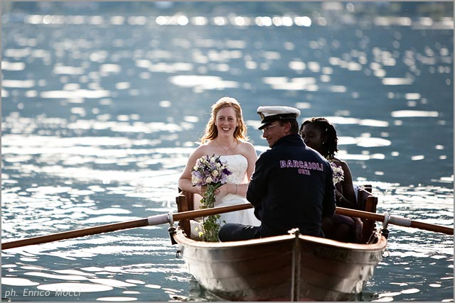 Hannah & James's wedding was planned by Valentina Lombardi - Italian Lakes Wedding
