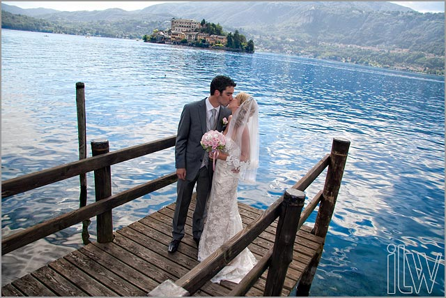 lake Orta wedding coordinators
