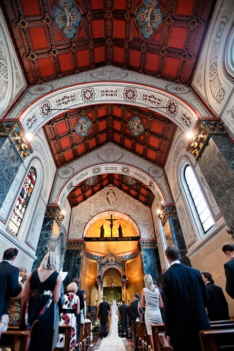 wedding at church of Ascensione Cadenabbia
