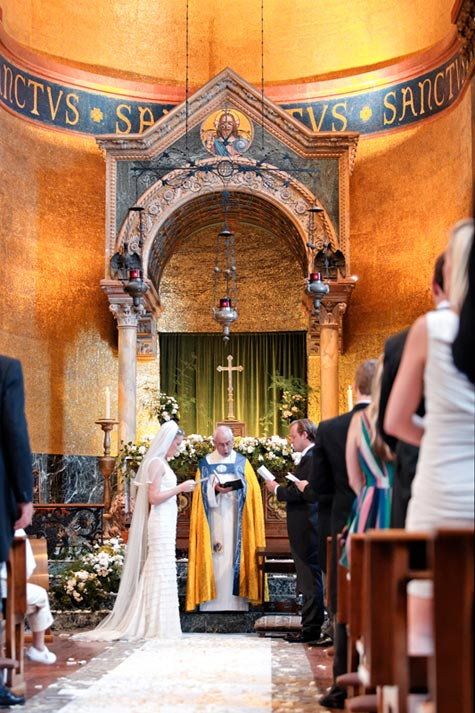 wedding at church of Ascensione Cadenabbia lake Como