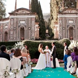 Another dream wedding at Villa d'Este