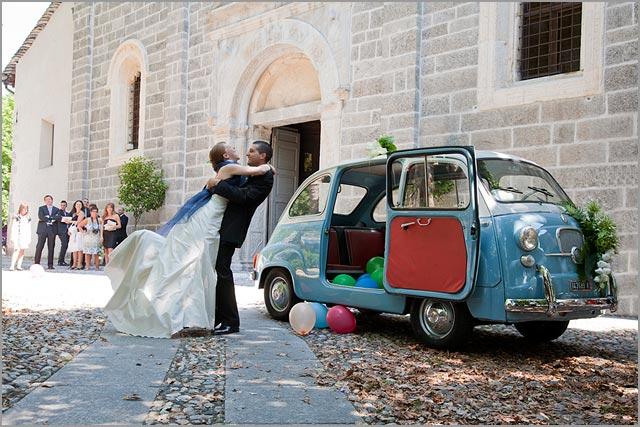 Italian style wedding photography