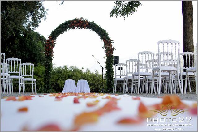 Lake Como outdoor wedding venue