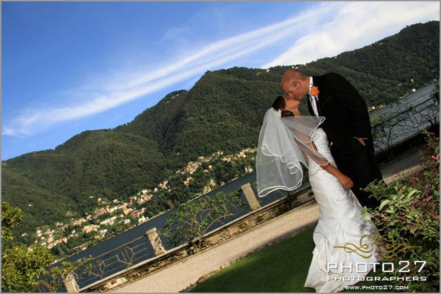 Cernobbio lake Como wedding planners
