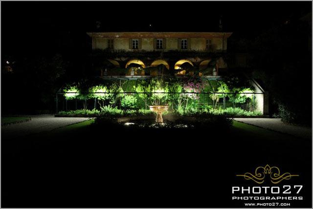 reception venue in Cernobbio lake Como
