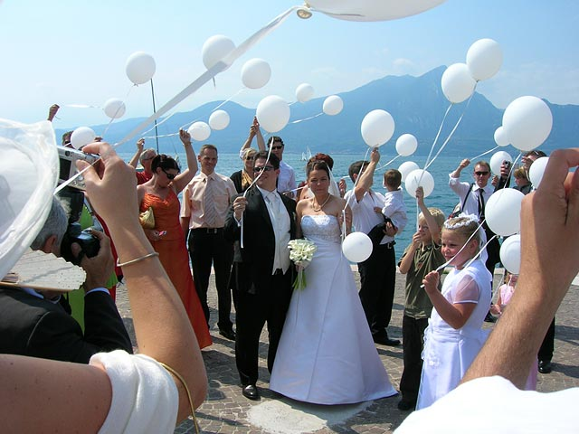 German wedding planner in Malcesine Lake Garda