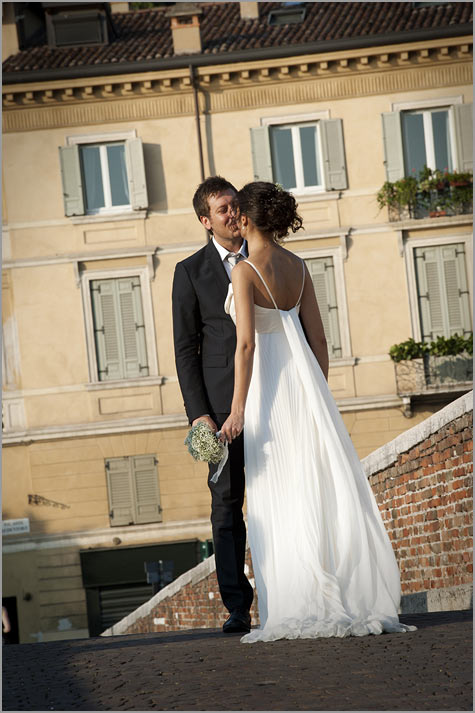 wedding in Verona lake Garda