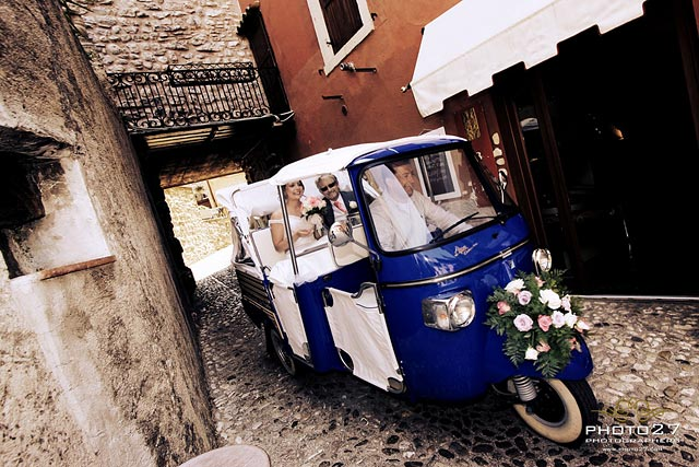 wedding planners in Malcesine Lake Garda