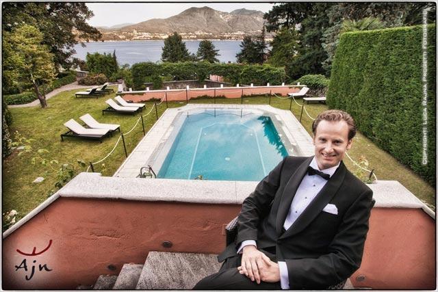 hochzeit zur Villa Margherita Lago Maggiore