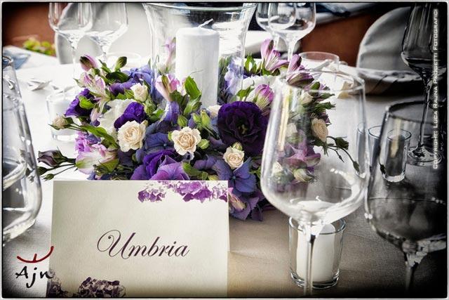 Villa Margherita wedding florist Lake Maggiore