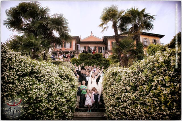 Villa Margherita german wedding planners Lake Maggiore