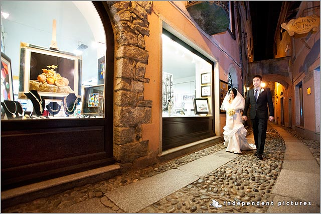 lake Orta wedding planners