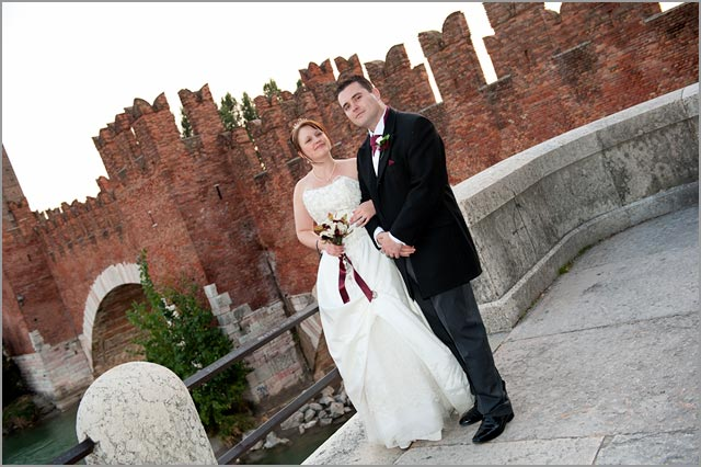 castle weddings in Verona
