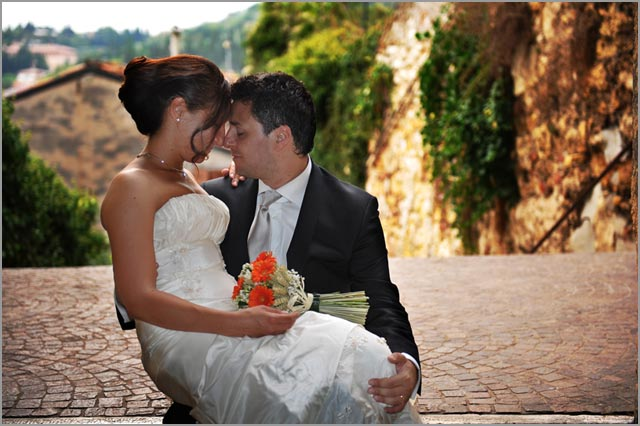 weddings in Soave vineyards Italy