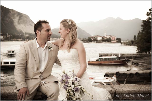 Stresa Isola Bella weddings