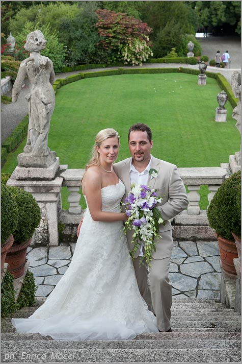 Isola Bella weddings