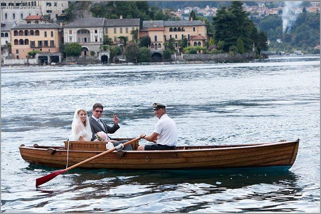 Ortasee hochzeit Italien
