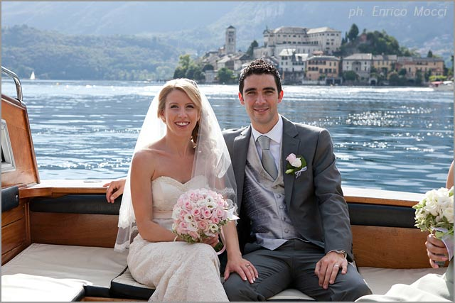 lake Orta weddings