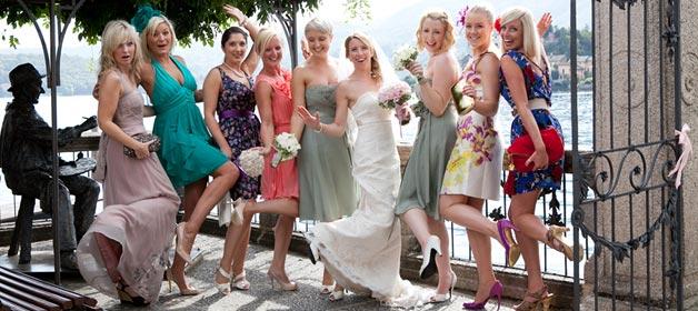 Orta – ein Traumplatz zum Heiraten