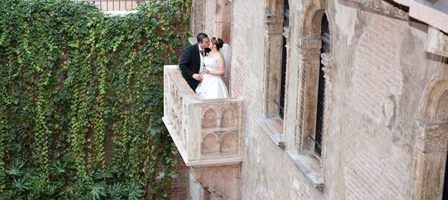 Verona, romantic idyll