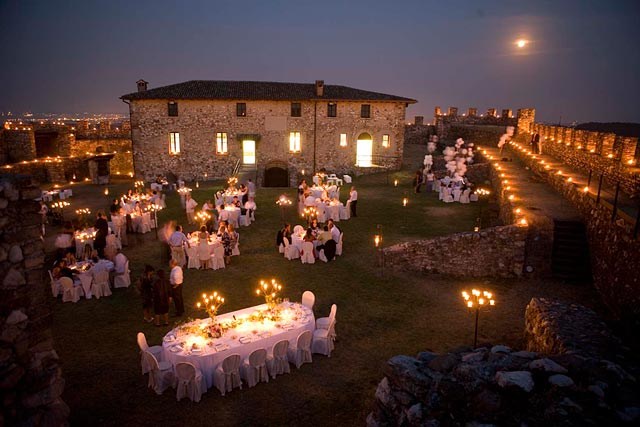 Lonato castle weddings on Lake Garda