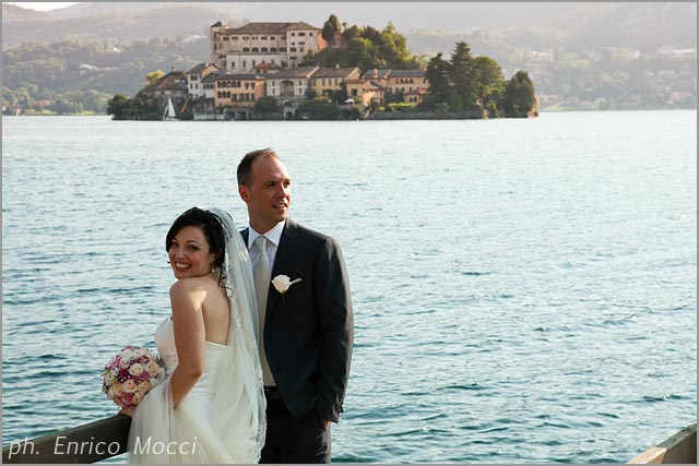 lake Orta wedding venues