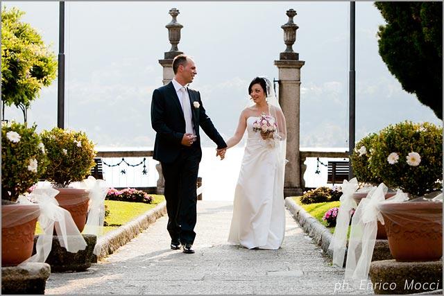 Villa Bossi Orta wedding planner