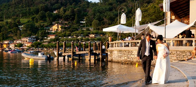 Orta Beach Club –  Laura and Andrea's winning bet