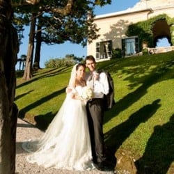 Italy and Taiwan together for Balbianello Wedding