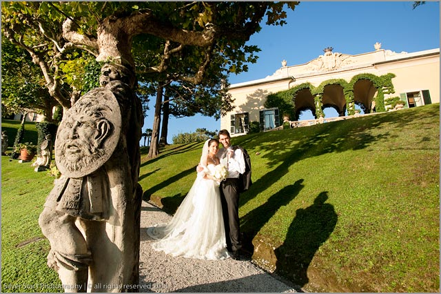 Villa del Balbianello weddings lake Como
