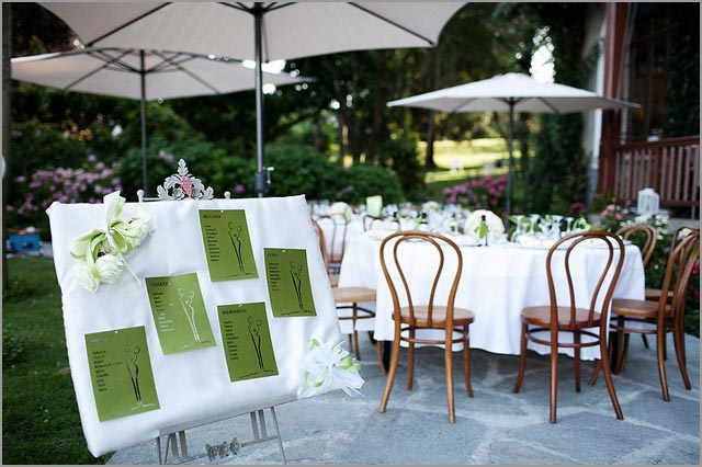 wedding reception at Hotel San Giorgio in Lenno