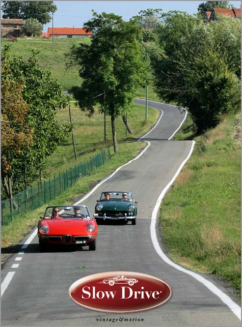 Alfa Romeo Vintage wedding Cars Rental Lake Garda