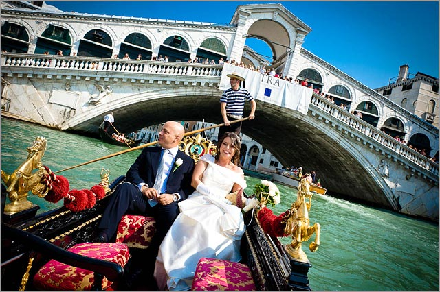 wedding planners in venice italy