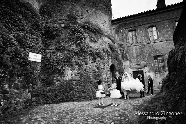 Odescalchi Castle wedding planner