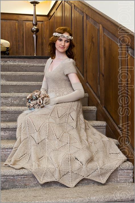 italian shabby chic bridal gowns