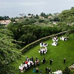 Red passion at the Odescalchi Castle in Bracciano