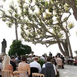 Star Wars wedding at Villa del Balbianello